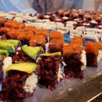 Image of Exotic Sushi with Multiple Fillings by Yooshi Sushi